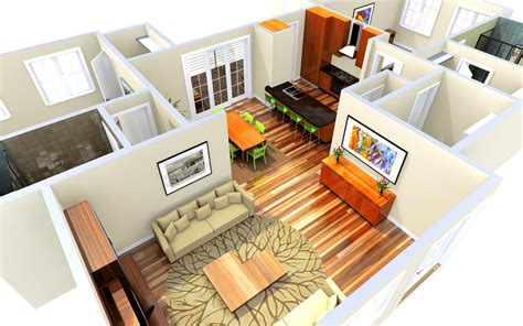 home interior design planner 3d rendering architectural visualization architectural p
