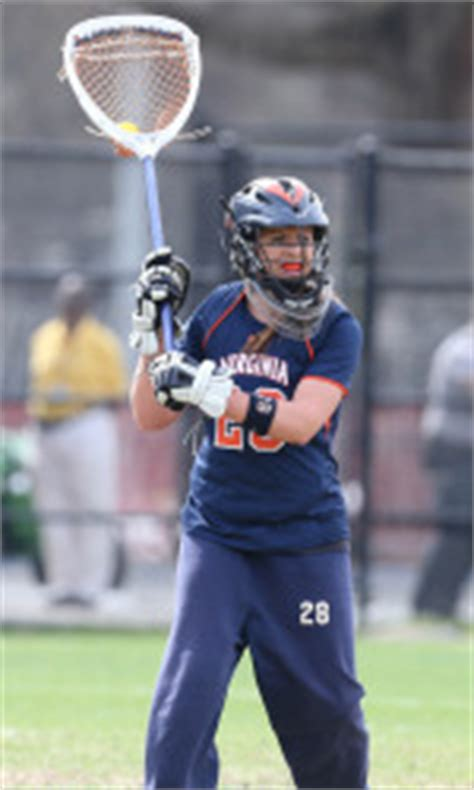 Spotlight Colgan by Lacrosse Senior Spotlight Liz Colgan Virginiasports