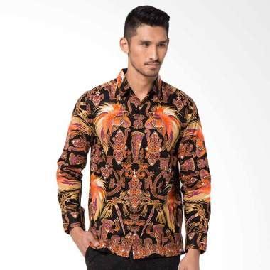 Harga Kemeja Versace jual baju batik etnik pria model terbaru