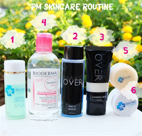 Serum Wajah Makeover skincare journey and am pm routine a journey to make