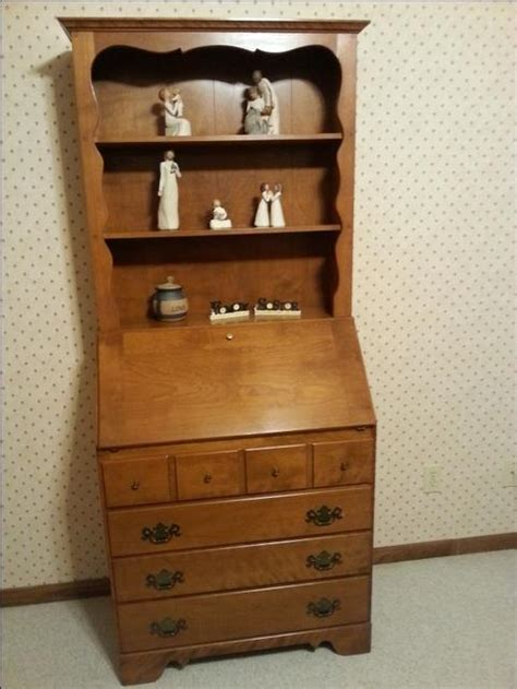ethan allen desk with hutch ethan allen desk with hutch nex tech classifieds