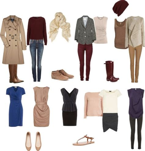quot soft autumn wardrobe quot by sduba on polyvore