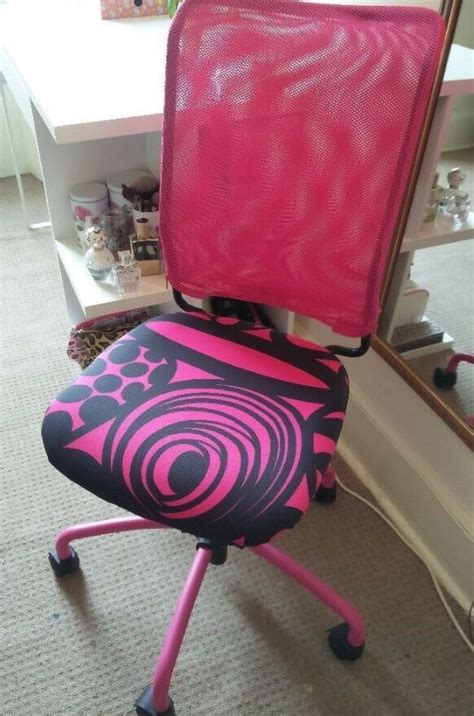 ikea desk chair pink pink and black swivel desk chair ikea torbjorn in