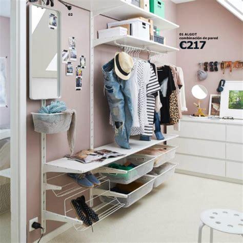 vestidor habitacion ikea ideas para un vestidor barato