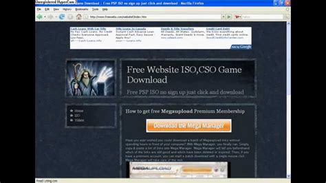 game psp format cso iso website free psp iso cso download preview youtube