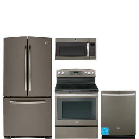 brandsmart kitchen appliance packages ge gns23gmhbu2 slate complete kitchen package brandsmart usa