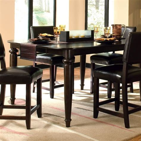 Black Kitchen Table by Versatile Kitchen Table And Chair Sets For Your Home