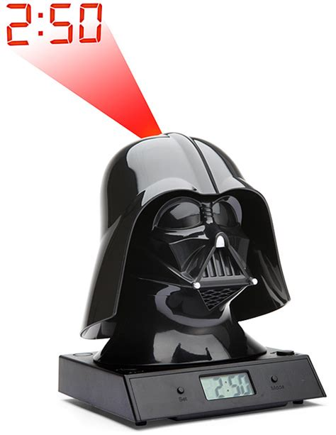Projector Onto Ceiling by Darth Vader Projection Alarm Clock