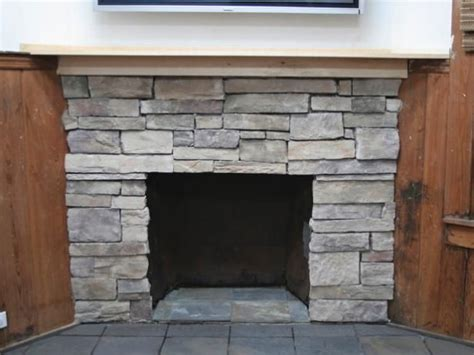 how to cover a brick fireplace with an fireplaces