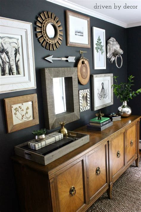 my home office gallery wall reveal tips driven by decor