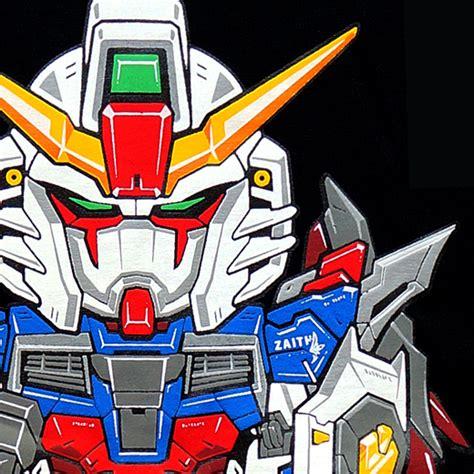 T Shirt Gundam quot destiny gundam quot best t shirts in the world lleitmotif