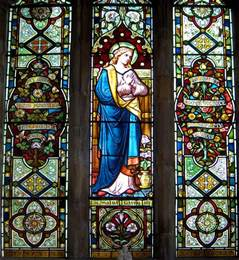 Stained Glass Window by Top Norfolk Stained Glass Windows