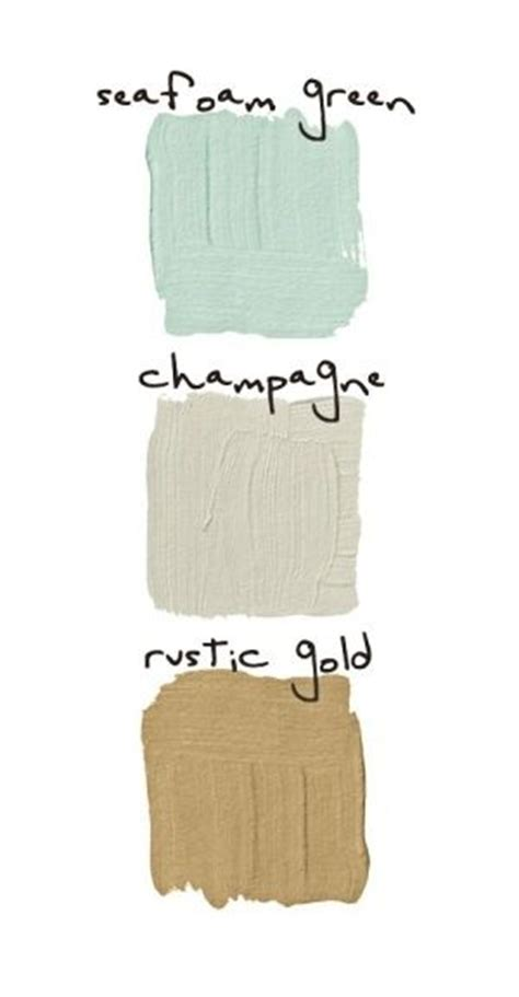 neutral paint colors that work well together seafoam green gold and taupe or grey home