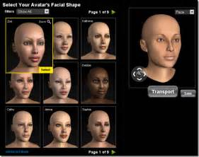 build your own awesome 3d avatar with avatara