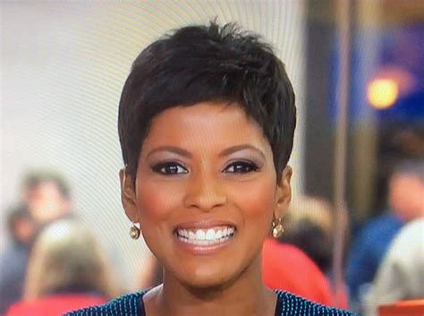 tamron hall haircut today tamron hall today show 4 29 14 short hair styles
