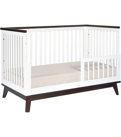 Conversion Crib by Babyletto Scoot 3 In 1 Convertible Crib With Toddler Bed
