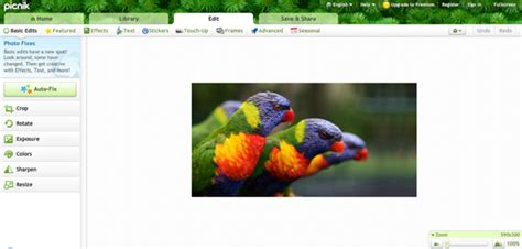 Picnik Image Editor For Basic Photoshop Needs When You Dont Photoshop by Free Photoshop Alternatives For Editing Photos