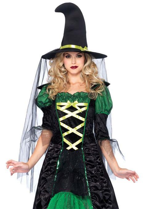 storybook witch halloween costume womens sexy halloween