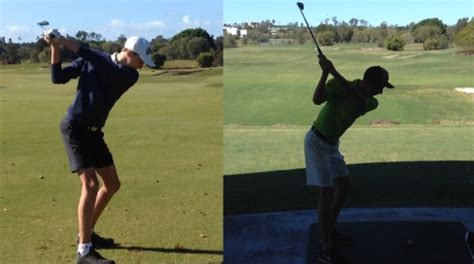 gary edwin golf swing swing of the month gary edwin golf