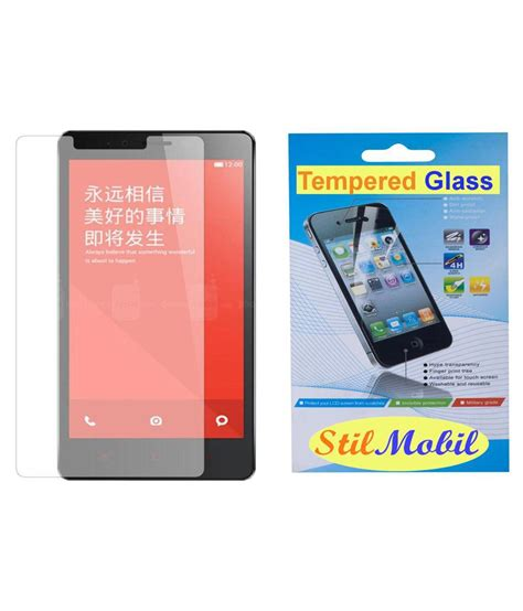 Xiaomi Redmi 1s Kingkong Tempered Glass 1 stilmobil tempered glass screen guard for xiaomi redmi 1s