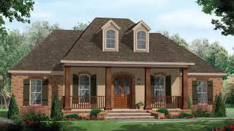 Good House Plans With A Front Porch #1: Hga158-fr2-re-co.jpg