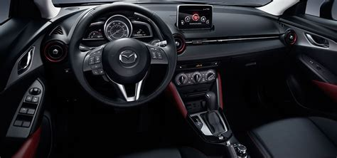 mazda cx3 interior 2016 mazda cx 3 gs