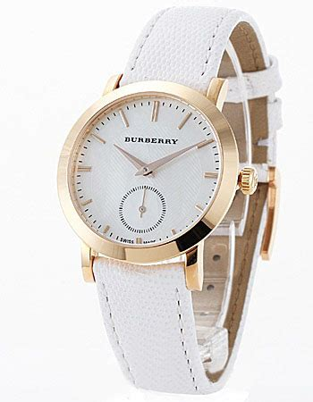 Bu Guess White authentic burberry white leather bu1734
