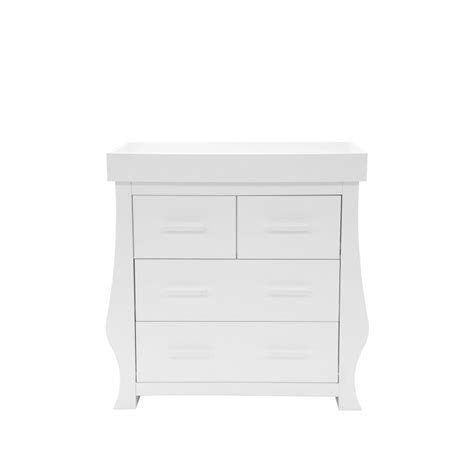 Baby Dresser And Changer by Babystyle Dresser And Baby Changer Hollie Fresh White