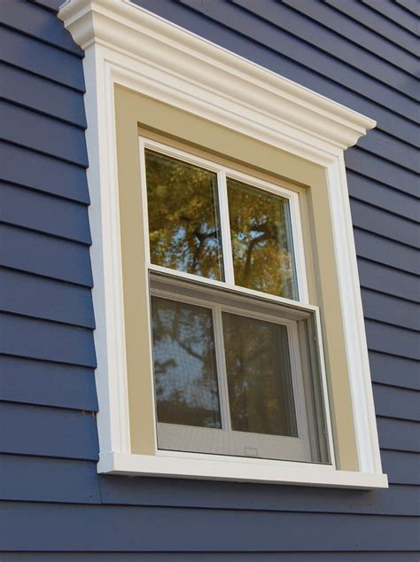 Exterior Door Molding Ideas Exterior Window Trim Ideas Images