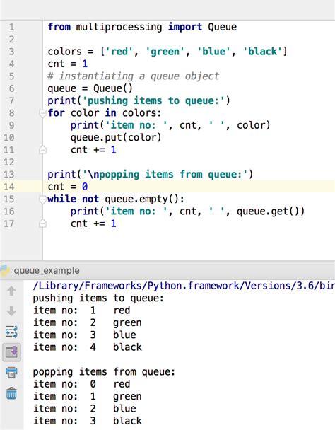 tutorial python multiprocessing python multiprocessing exle journaldev