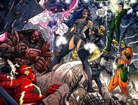 rise of the rogues nothing but comics