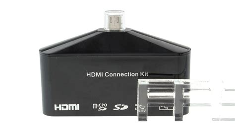 Otg Connect Kit Model S K07 9 00 hdmi connection kit otg card reader combo for samsung supports sd microsd m2 usb