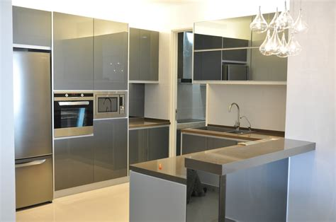 Aluminium Kitchen Cabinet Kitchen Design Aluminium Stylish Aluminium Stainless Steel For Modern Aluminium Kitchen Cabinet