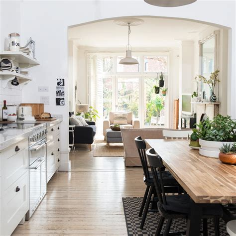 edwardian kitchen design look inside this inviting edwardian terrace that has had a