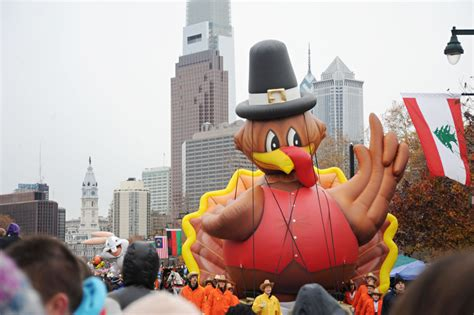 new year parade philly 2016 five facts about the philadelphia thanksgiving day parade