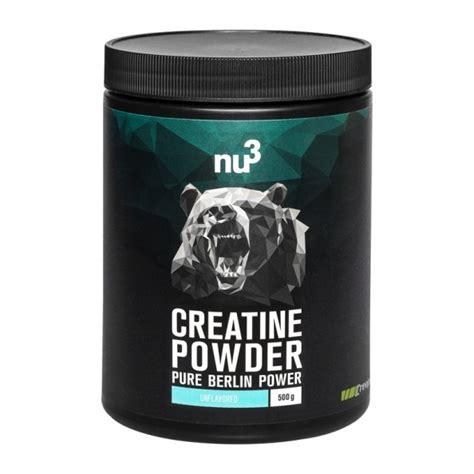 creatine gout nu3 sports cr 233 atine en vente chez votre expert nutrition