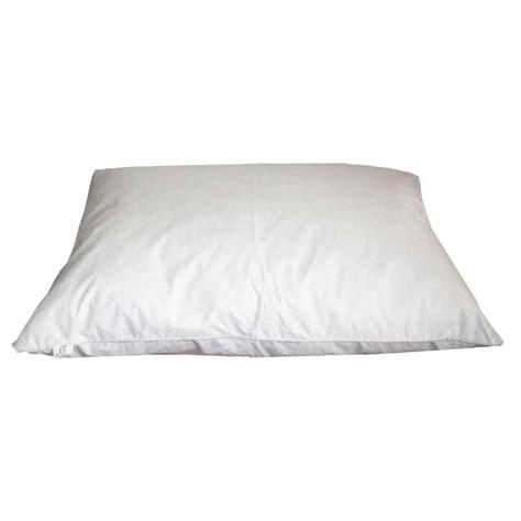 almohada de pluma almohada pluma 50x70 cm textil rehuce