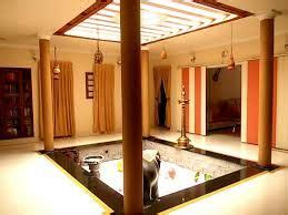 Stupendous Kerala Home Modern Interior Nalukettu Interior Search Courtyard