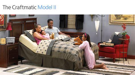 twin adjustable bed craftmatic adjustable beds