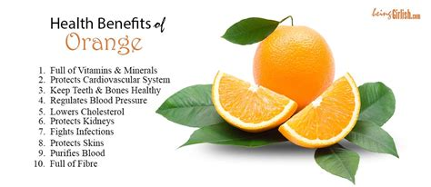 Orange For Health And by 14 Most Popular Low Calories Food For Healthy