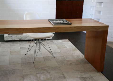 modern office rugs patchwork cowhide rugs modern home office los angeles by rugs