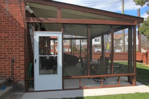 diy enclosed patio garden pinterest