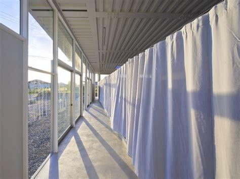curtain house japan kimuramatsumoto architects shino house in wakayama japan