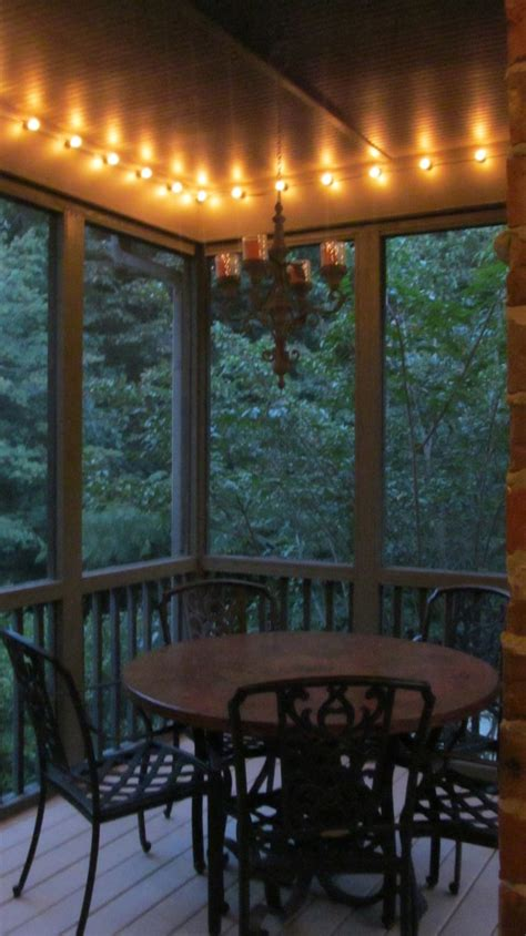 string lights for screened porch string lights for porch 26 breathtaking yard and patio