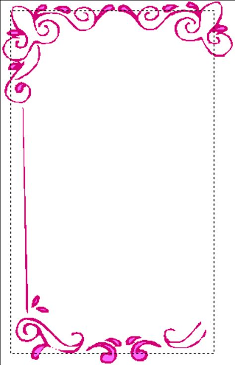 contoh bingkai undangan aqiqah related keywords vector bunga undangan joy studio design gallery best
