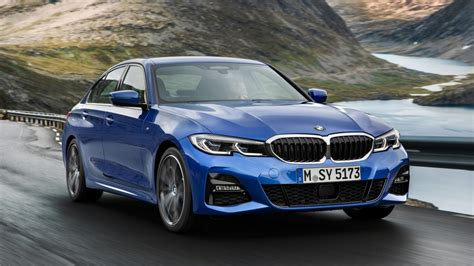 Bmw 3 Series 2019 Hp by New 2019 Bmw 3 Series Debuts At Motor Show