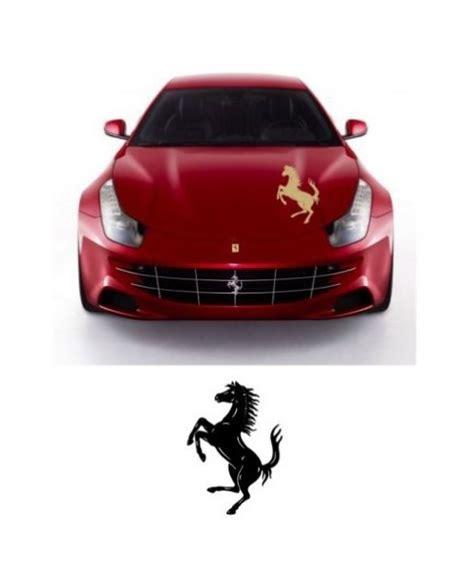 Aufkleber Ferrari Pferd by F 220 R Ferrari