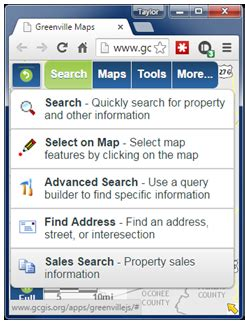Residential Search By Address Search