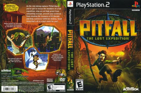 emuparadise ps2 pitfall the lost expedition usa iso