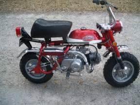 Mini Honda 1970 Honda Mini Trail 50